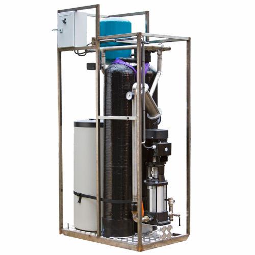 Ditt eget komplette vannverk for trygt vann